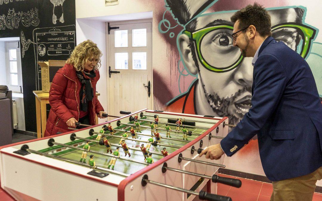 Gobierno de Cantabria y Ayuntamiento de Colindres aumentan los recursos para el Centro de Atención a la Infancia y a la Adolescencia
