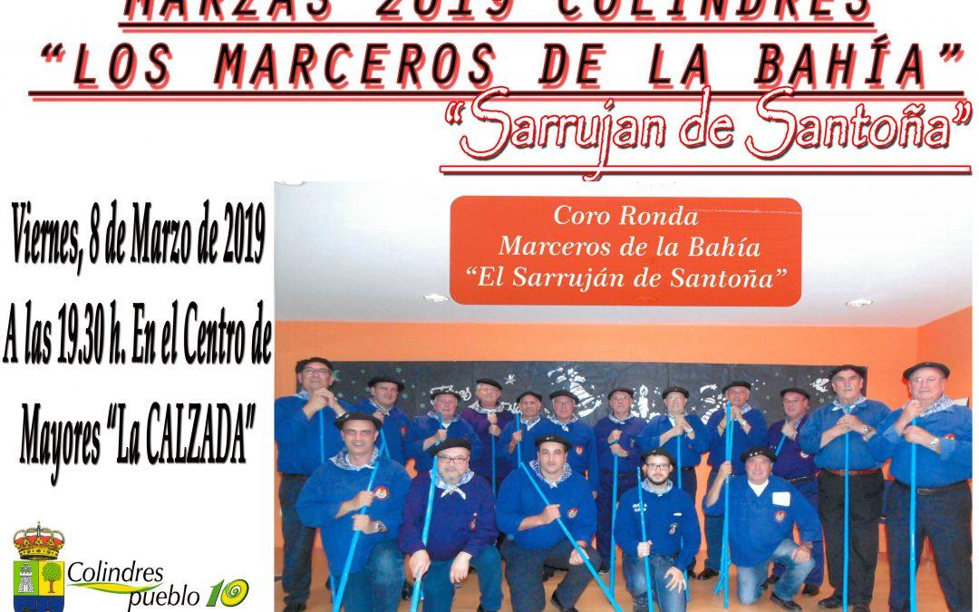 """MARZAS 2019 COLINDRES – """"LOS MARCEROS DE LA BAHÍA"""" """"Sarrujan de Santoña"""""""