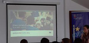 VISITA DIRECCIÓN GENERAL ASUNTOS EUROPEOS