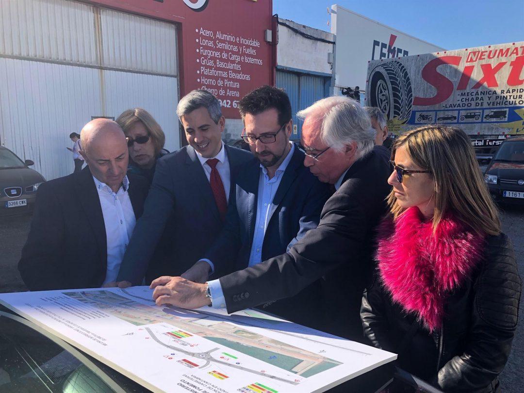 Fomento mejorará la intersección de la N-634 que da acceso al Puerto de Colindres y la zona deportiva
