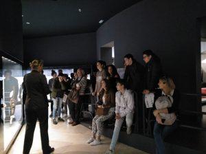 VISITA MUSEO PREHISTORIA
