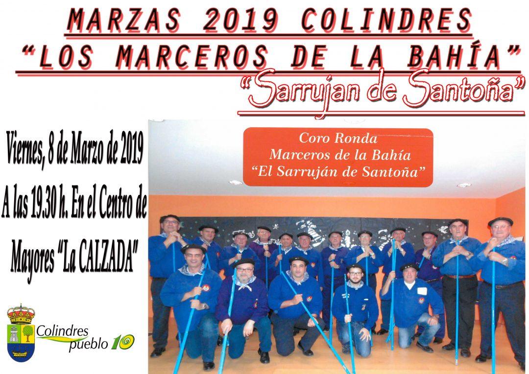 """MARZAS 2019 COLINDRES – """"Los Marceros de la Bahía – Sarruján de Santoña"""""""