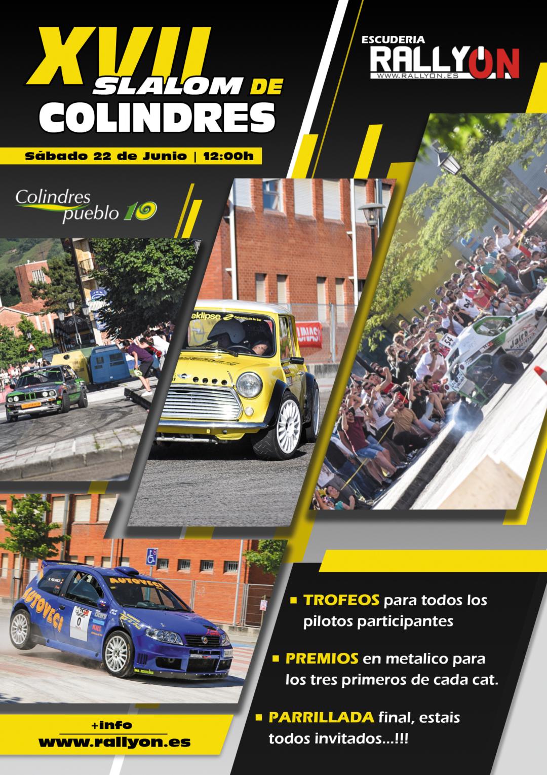 XVII SLALOM DE COLINDRES