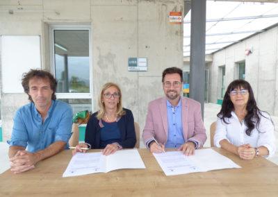 Colindres se une a Santander y Torrelavega como sedes de la UNED en Cantabria