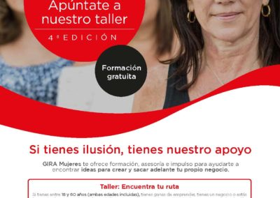 COLINDRES ACOGE LA CUARTA EDICIÓN DEL PROGRAMA GIRA MUJERES