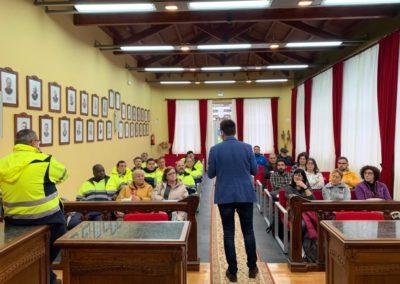 COLINDRES CONTRATA 48 TRABAJADORES A TRAVÉS DEL PROYECTO DE CORPORACIONES LOCALES DEL GOBIERNO DE CANTABRIA