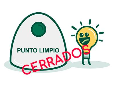 BANDO MUNICIPAL – AVISO IMPORTANTÍSMO – PUNTOS LIMPIOS – La prohibición de depositar enseres