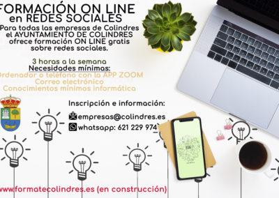 COLINDRES PONE EN MARCHA SU PLAN ESTRATÉGICO DE REACTIVACIÓN ECONÓMICA DEL MUNICIPIO