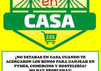 """ARRANCA EN COLINDRES LA CAMPAÑA """"COMPRO EN CASA"""""""