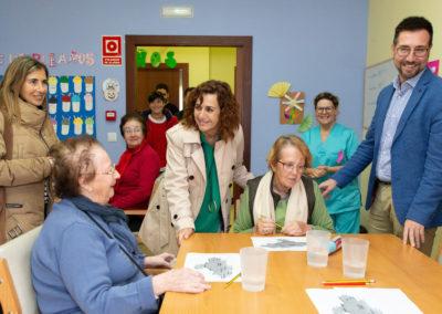 El Centro de Día de Colindres cuenta con quince nuevas plazas, ocho de ellas concertadas