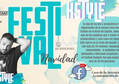 FESTIVAL DE MÚSICA JUVENIL EN COLINDRES