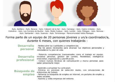 LANZADERA DE EMPLEO Y EMPRENDIMIENTO SOLIDARIO DE COLINDRES