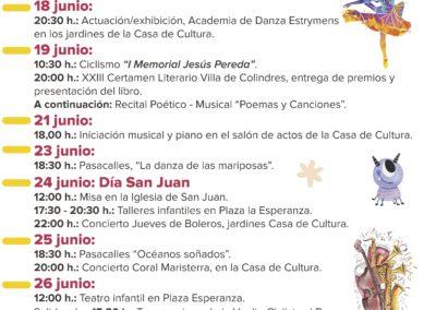 COLINDRES REPARTIRÁ DE NUEVO VALES EN SAN JUAN PARA REACTIVAR LA ECONOMÍA