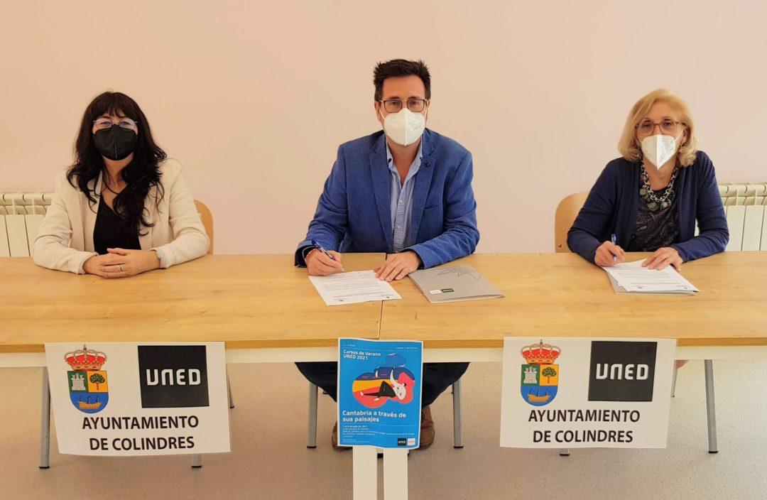 uned CONVENIO Y CURSO