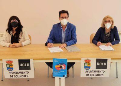 Colindres y UNED Cantabria colaboran un año más