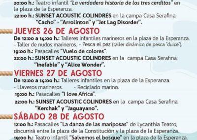 COLINDRES CELEBRA SAN GINÉS CON EVENTOS ADAPTADOS A LA SITUACIÓN SANITARIA